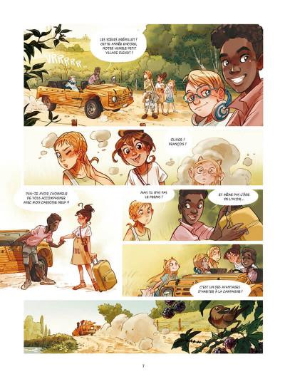 Page 7 Les soeurs Grémillet tome 2
