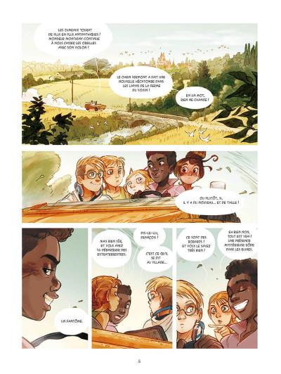 Page 8 Les soeurs Grémillet tome 2
