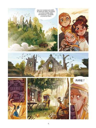 Page 9 Les soeurs Grémillet tome 2