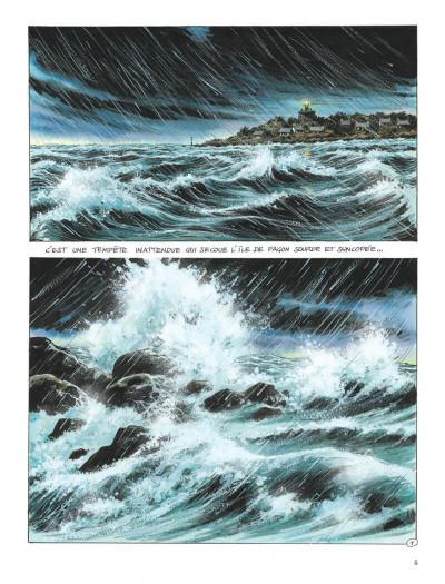 Page 5 Un homme qui passe (édition augmentée)