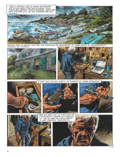 Page 6 Un homme qui passe (édition augmentée)