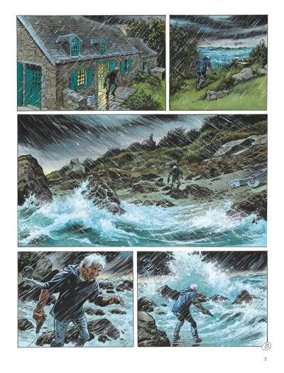 Page 7 Un homme qui passe (édition augmentée)