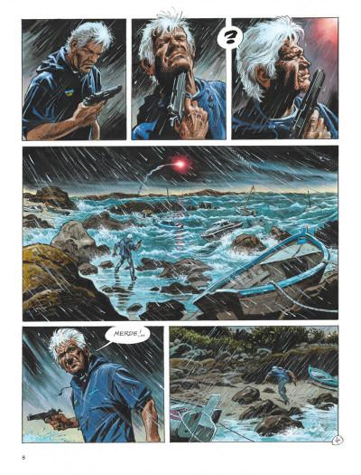 Page 8 Un homme qui passe (édition augmentée)