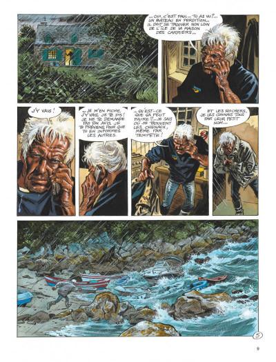 Page 9 Un homme qui passe (édition augmentée)