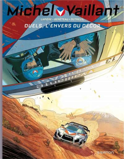 Couverture Michel Vaillant - nouvelle saison tome 9 (édition augmentée)