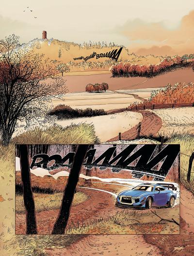 Page 3 Michel Vaillant - nouvelle saison tome 9 (édition augmentée)