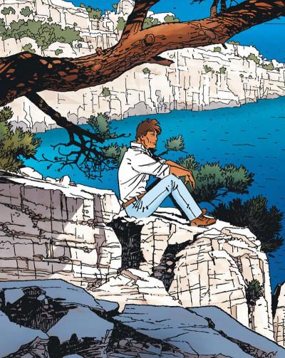 Page 2 Largo winch - Entretiens - L'art du dessin de Philippe Francq