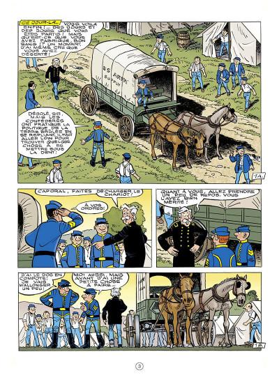 Page 3 Les tuniques bleues tome 64