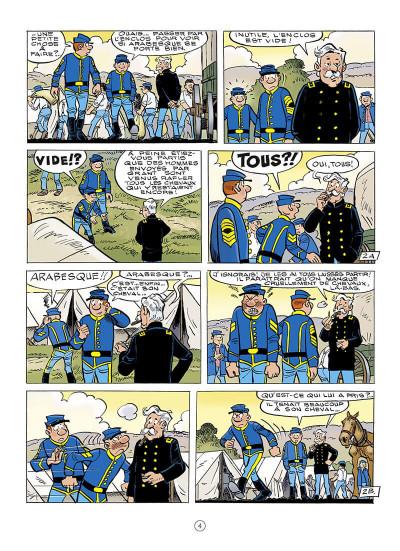 Page 4 Les tuniques bleues tome 64