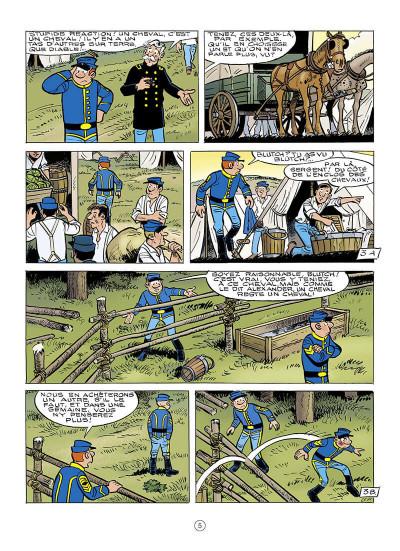 Page 5 Les tuniques bleues tome 64