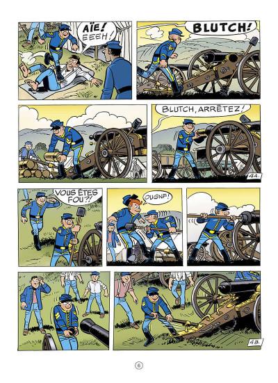 Page 6 Les tuniques bleues tome 64