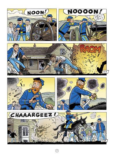 Page 7 Les tuniques bleues tome 64