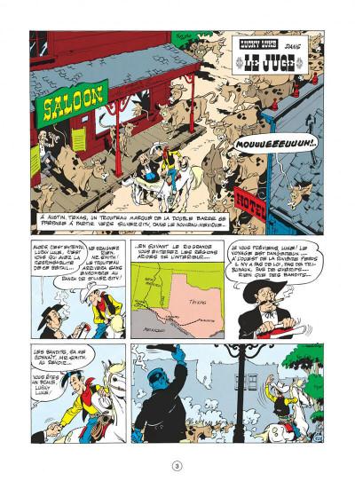Page 3 Lucky Luke T.13 - le juge