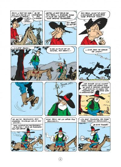 Page 4 Lucky Luke T.13 - le juge