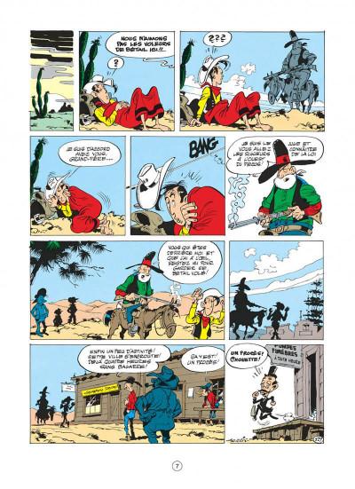 Page 7 Lucky Luke T.13 - le juge