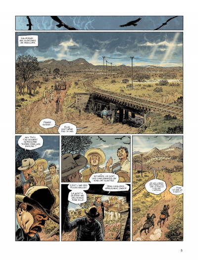 Page 1 Le réveil du tigre