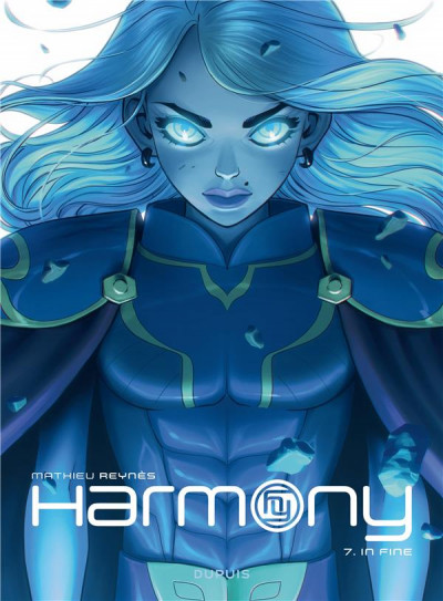 Couverture Harmony tome 7