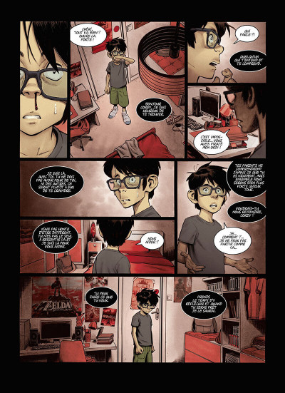 Page 6 Harmony tome 7