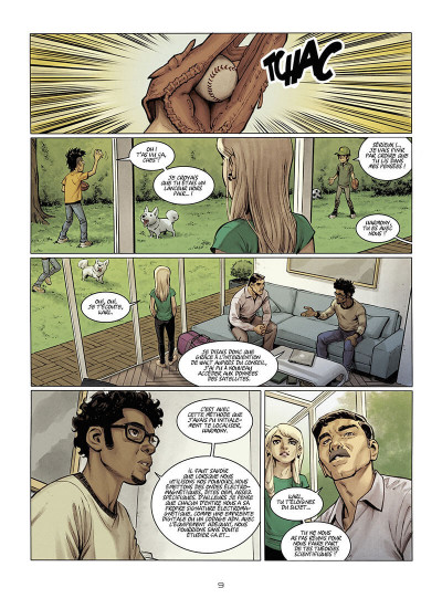 Page 9 Harmony tome 7