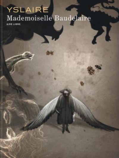 Couverture Mademoiselle Baudelaire - édition spéciale