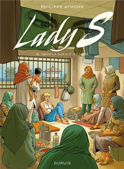 Couverture Lady S tome 15