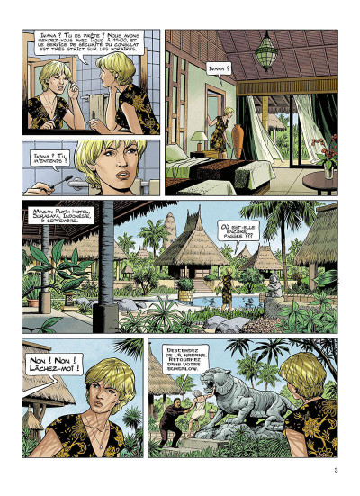 Page 3 Lady S tome 15