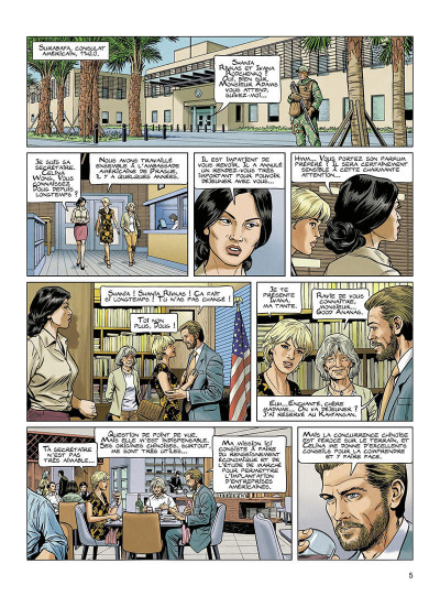 Page 5 Lady S tome 15