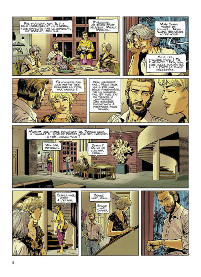 Page 8 Lady S tome 15