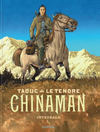 Couverture Chinaman intégrale tome 2