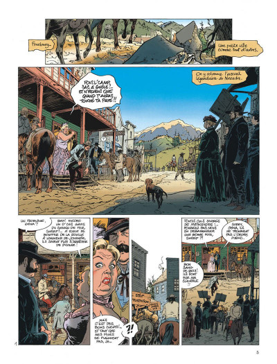 Page 5 Chinaman intégrale tome 2