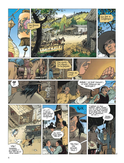 Page 6 Chinaman intégrale tome 2