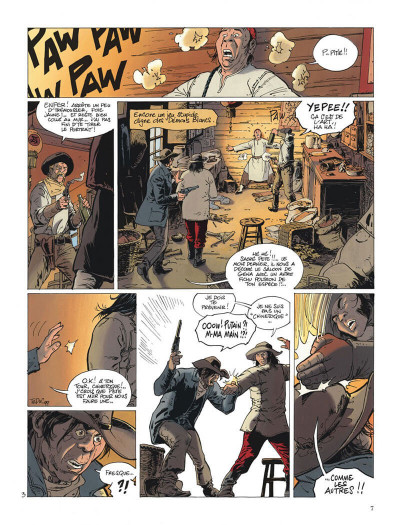 Page 7 Chinaman intégrale tome 2