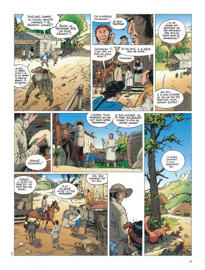 Page 9 Chinaman intégrale tome 2