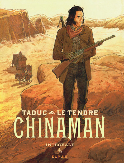 Couverture Chinaman intégrale tome 3