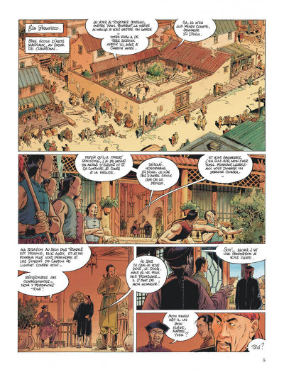 Page 5 Chinaman intégrale tome 3
