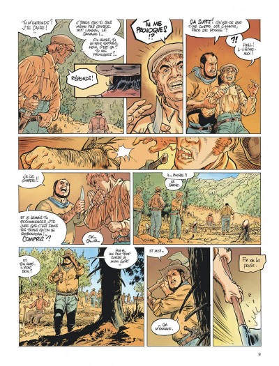 Page 9 Chinaman intégrale tome 3