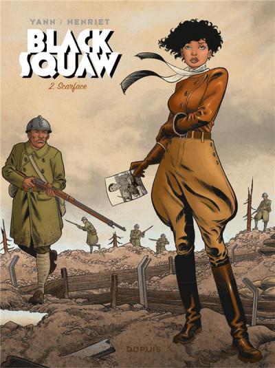 Couverture Black squaw - édition spéciale tome 2