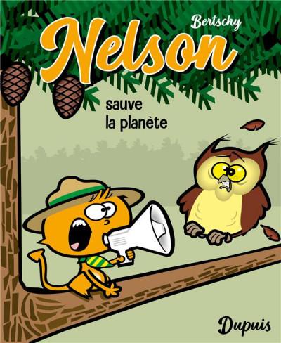 Couverture Nelson tome 2 (petit format)