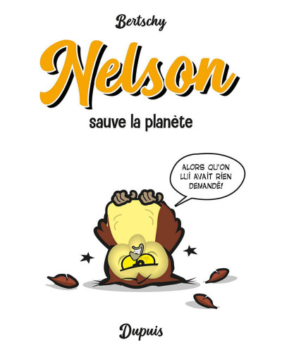 Page 1 Nelson tome 2 (petit format)