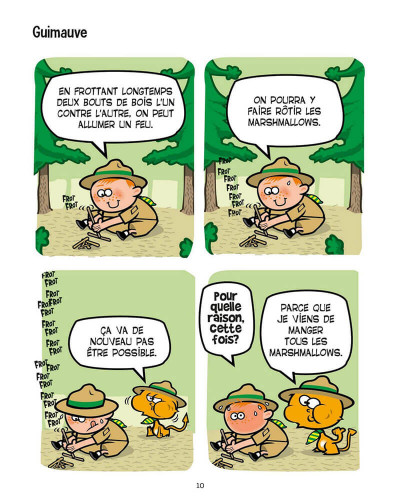 Page 0 Nelson tome 2 (petit format)
