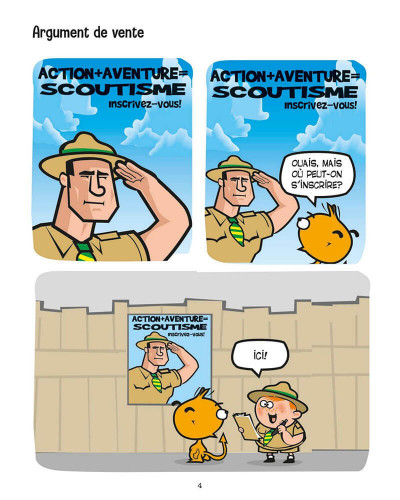 Page 4 Nelson tome 2 (petit format)