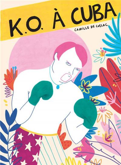 Couverture K.O. à Cuba