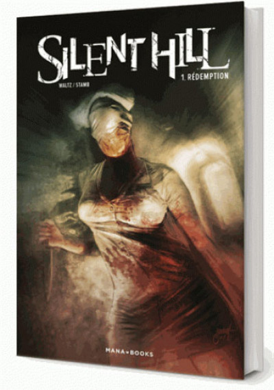 Couverture Silent hill tome 1