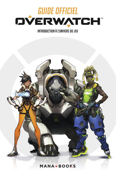 Couverture Overwatch - world guide