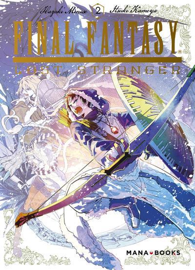 Couverture Final fantasy - lost stranger tome 2