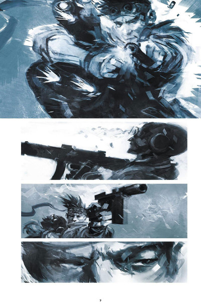 Page 6 Metal gear solid tome 2 - Sons of liberty