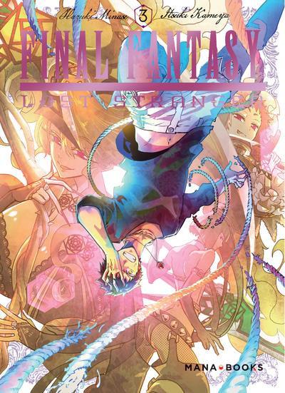 Couverture Final fantasy - lost stranger tome 3