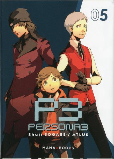 Couverture Persona 3 tome 5