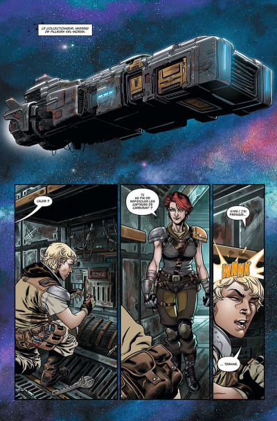 Page 6 Starcraft scavengers tome 1