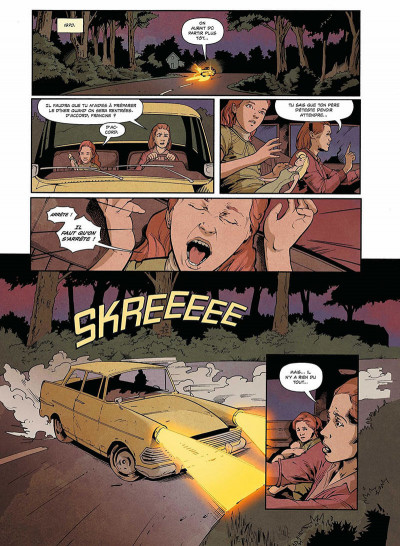 Page 8 Stranger Things tome 2